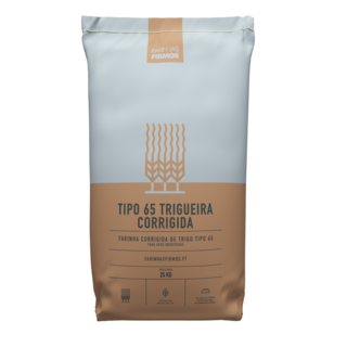 "T-65 ""Trigueira"" Improved White Bread Flour"