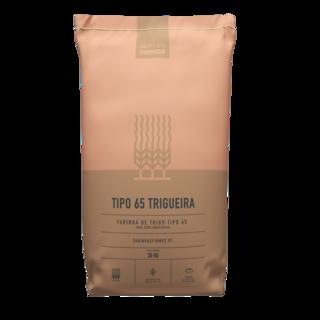 "T-65 ""Trigueira"" White Bread Flour"