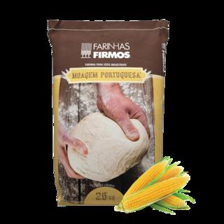 Farinha p/ Pão de Milho Amarelo