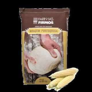 White Corn Bread Flour