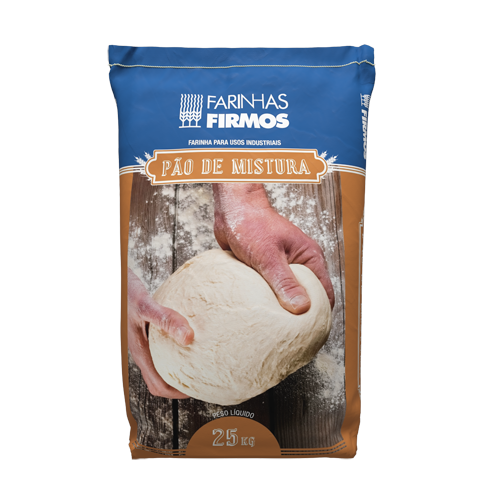 Farinha p/ Pão de Mistura